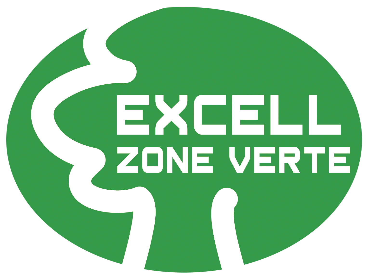 logo certification EXCELL zone verte TRISO LAINE MAX